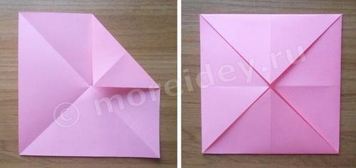 কিভাবে Origami ফোর্টুন টুন করা