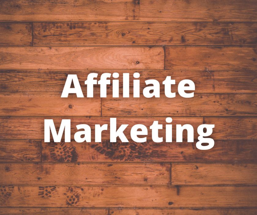 Make more with affiliate marketing
