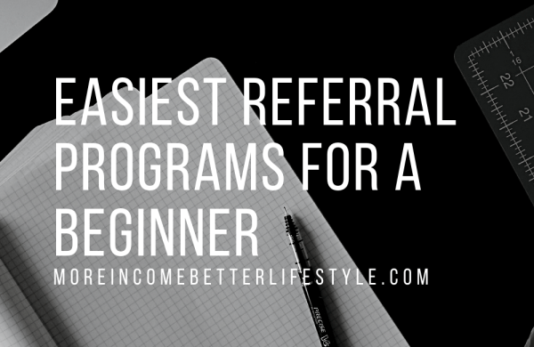 Beginner referral marketers