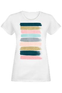 Zara-Charlotte-Winter-Frauen-T-Shirt