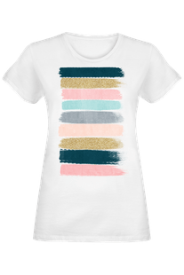 Zara-Charlotte-Winter-Frauen-T-Shirt