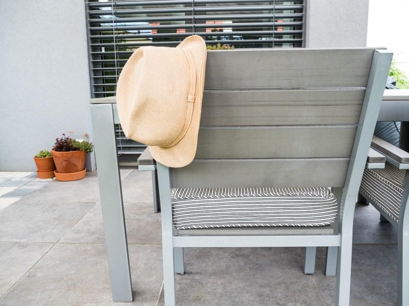 Terrassen-Gestaltung-Stuhl-Sitzauflage-Sonnenhut