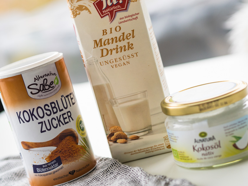 Goldene Milch Paste Zutaten Kurkuma Latte
