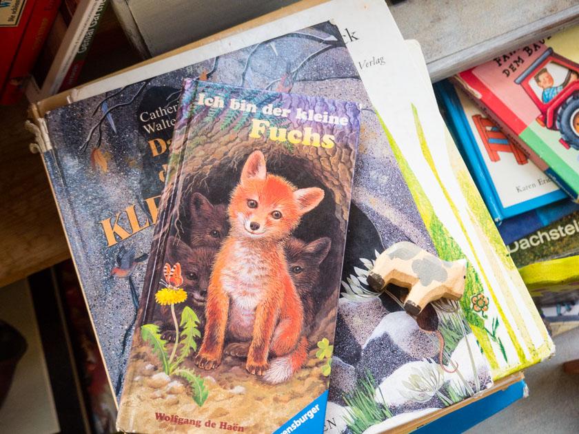 Familienurlaub am Bauernhof Kinderbücher