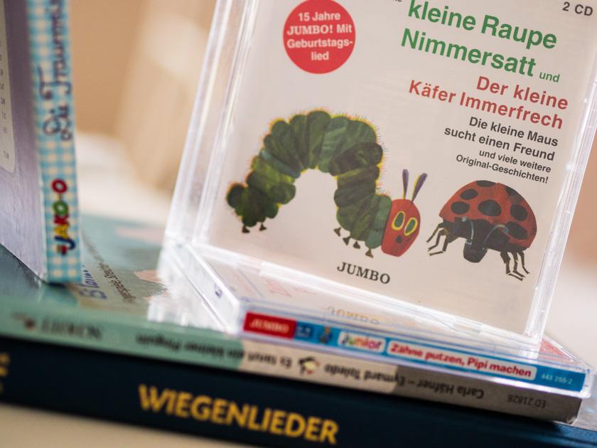 Gratis Hörbücher für Kinder CDs und Bücher