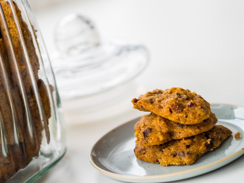 Gesunde Clean Eating Kekse - Cookies