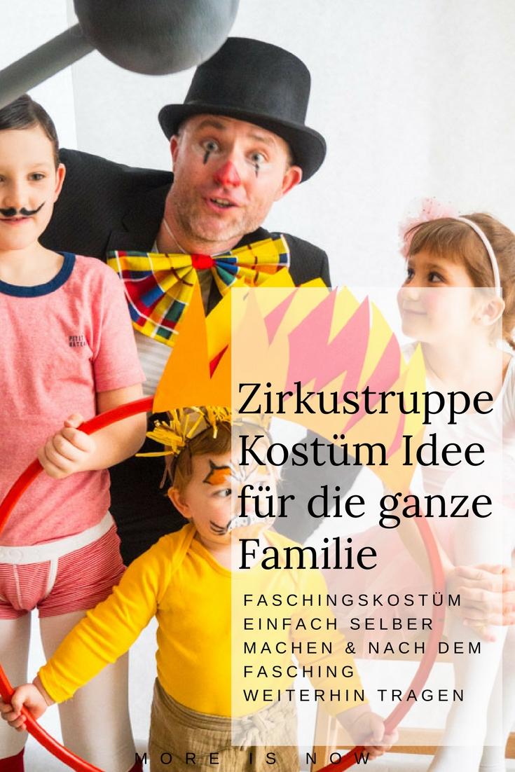 Kostum Idee Fur Die Ganze Familie Mal Einfach Selber Machen