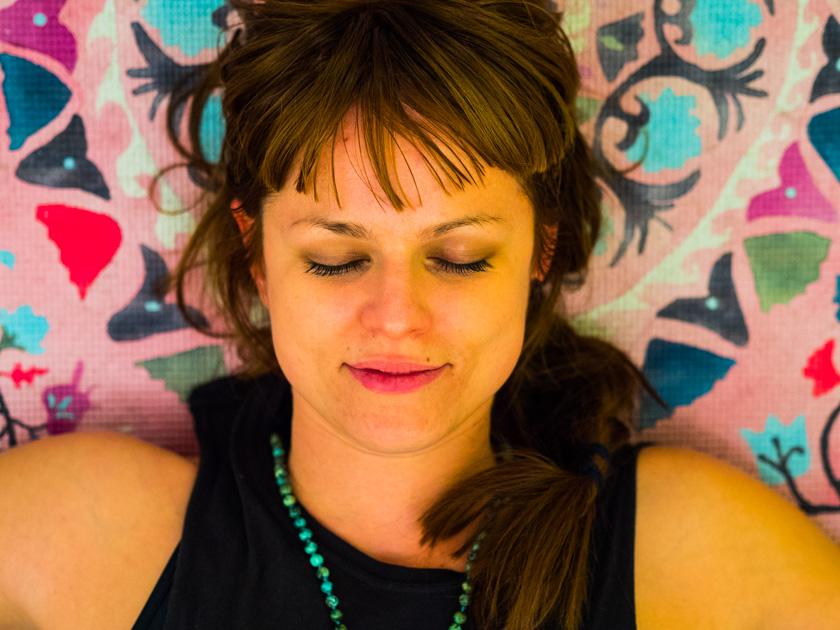 Working Yoga Mum Katharina Wagner