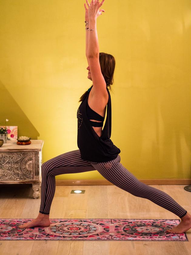 Working Yoga Mum