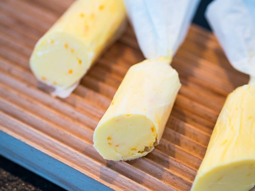 Butter selber machen mit Kindern_Zitronenbutter Orangenbutter