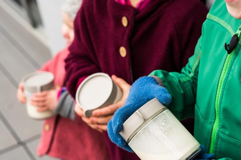 Butter selber machen mit Kindern_3 kleine selbstversorger