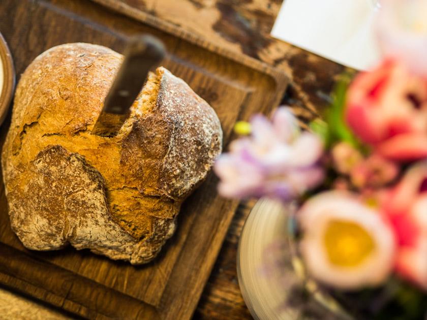 Greisslerei beim Taubenkobel_Laib Brot