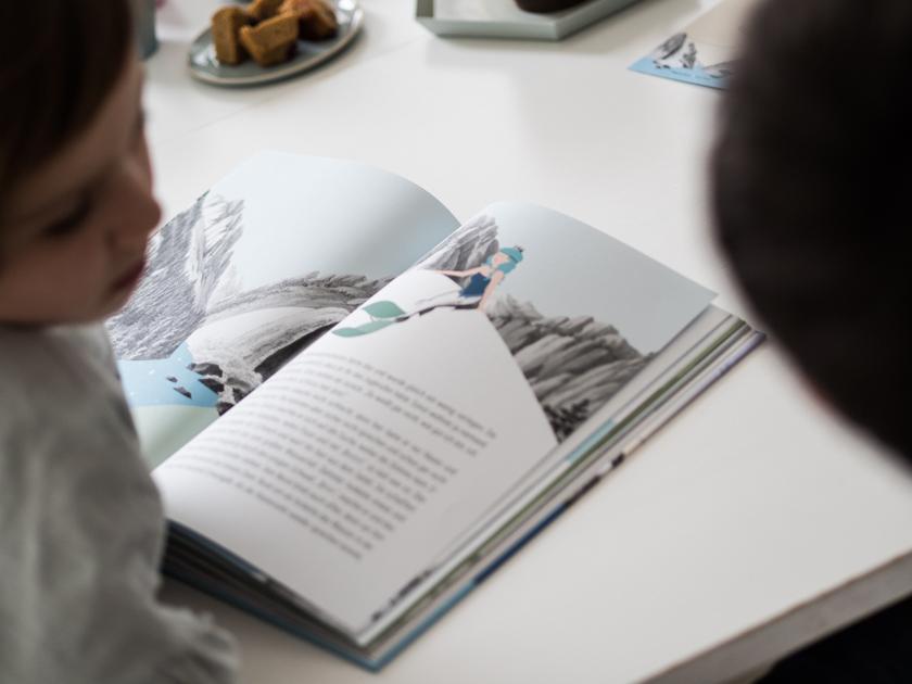 Kinderbuch Asagan_Geschichten aus Wien