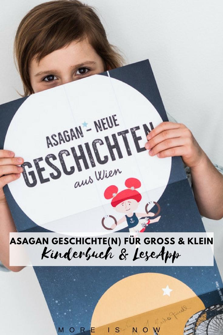 Kinderbuch LeseApp Asagan