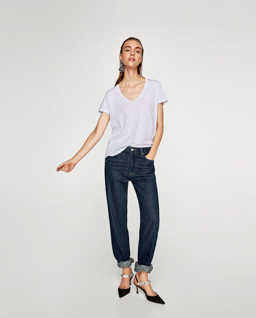 Mama Style Inspiration_Zara T-Shirt