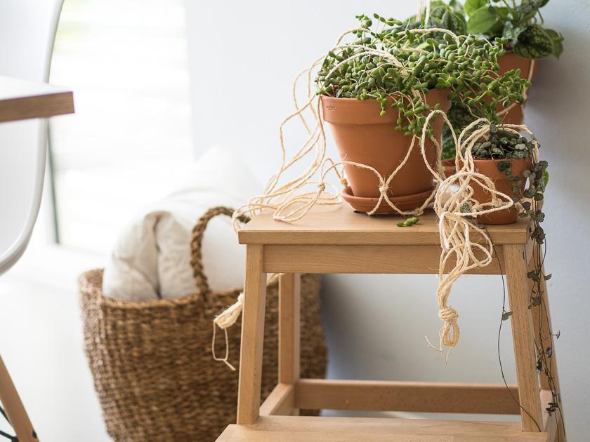 DIY Makramee Blumenampel_3 Blumenampeln