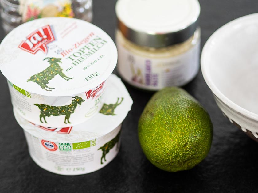 Rezept Gefüllte Zucchini Fritters_Dip