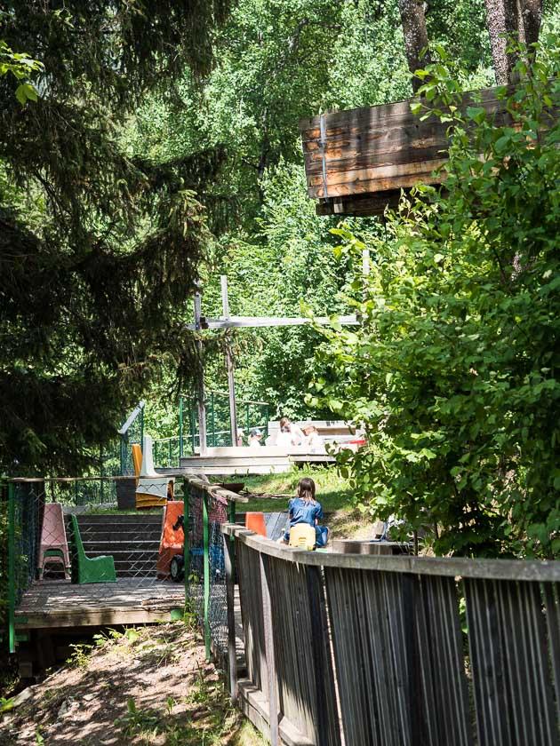 Tipps für einen entspannten Familienurlaub_Naturspielplatz