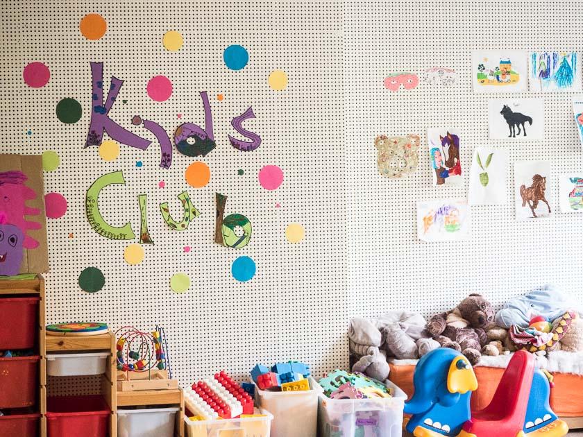 Tipps für einen entspannten Familienurlaub_Kinderclub