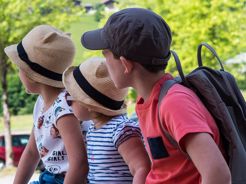 Gasteinertal mit Kindern_Dorfgastein