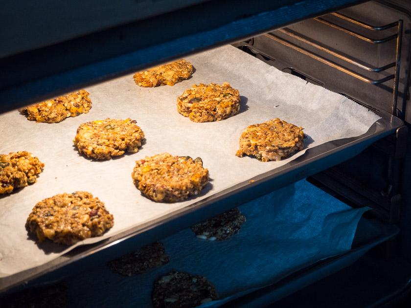 Meal Prep für Familien_Cookies backen