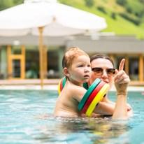 Feuerstein Nature Family Resort_Familienzeit