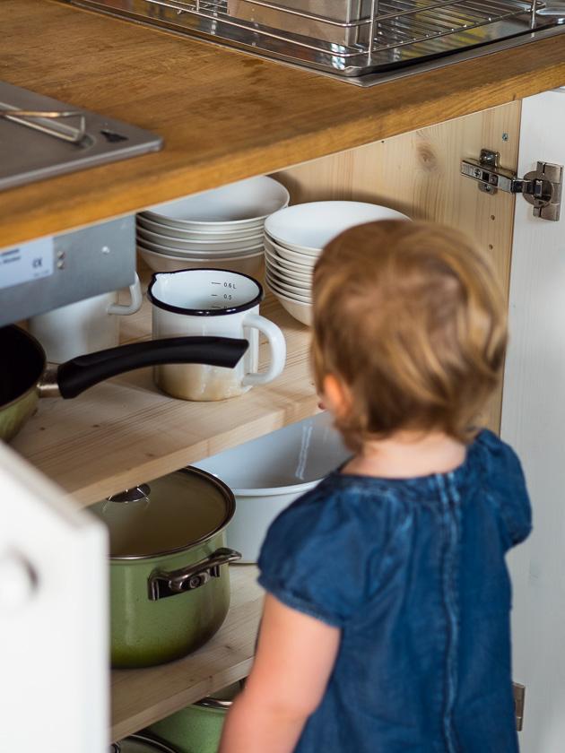 Landlofts von Sonnentor_Küchenausstattung
