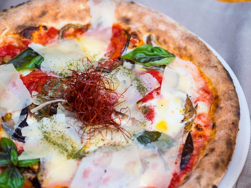Urlaub am Gardasee mit Kindern_Pizza cucina italiana