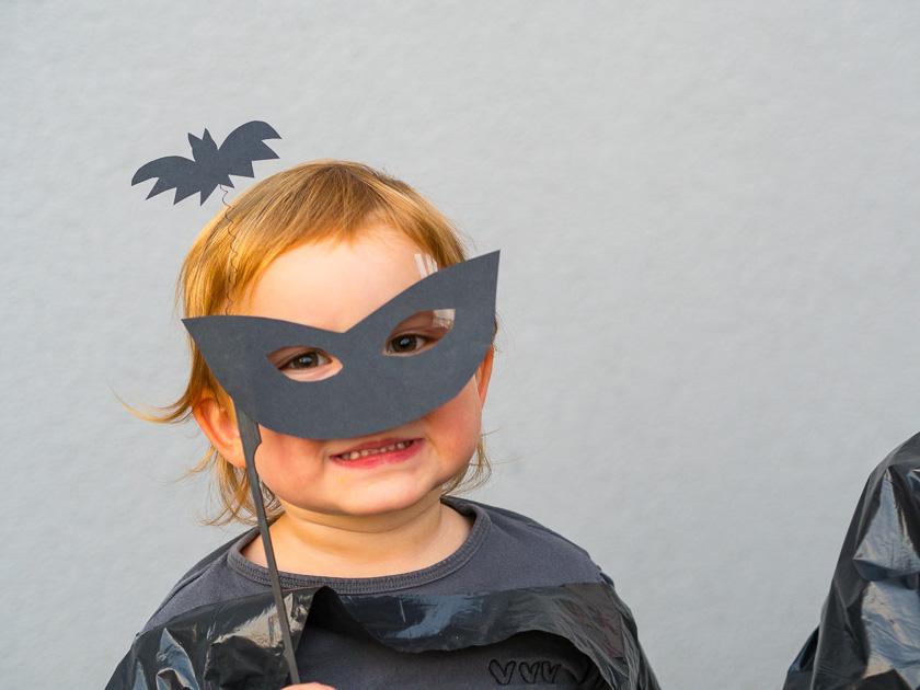 Last Minute Halloween_Kleine Fledermaus
