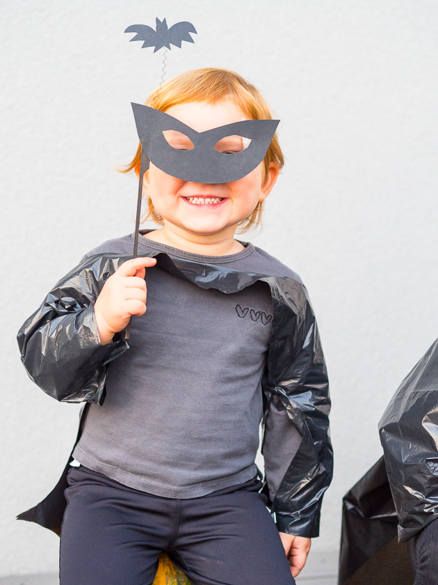 Last Minute Halloween_Halloween Kostüm