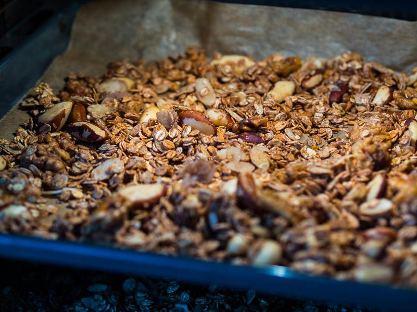 Bratapfel Rezepte_Bratapfel Granola