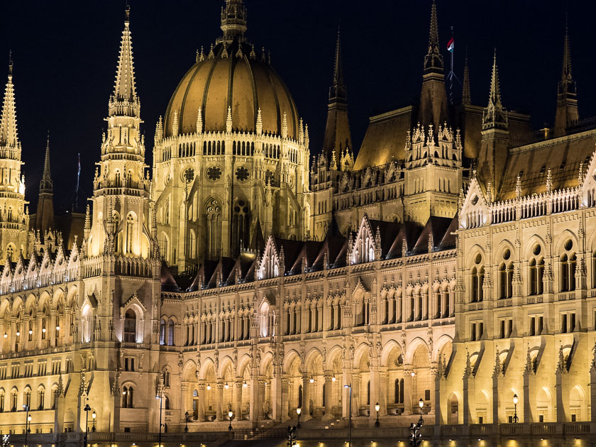 Budapest Guide mit Kindern_Parlament