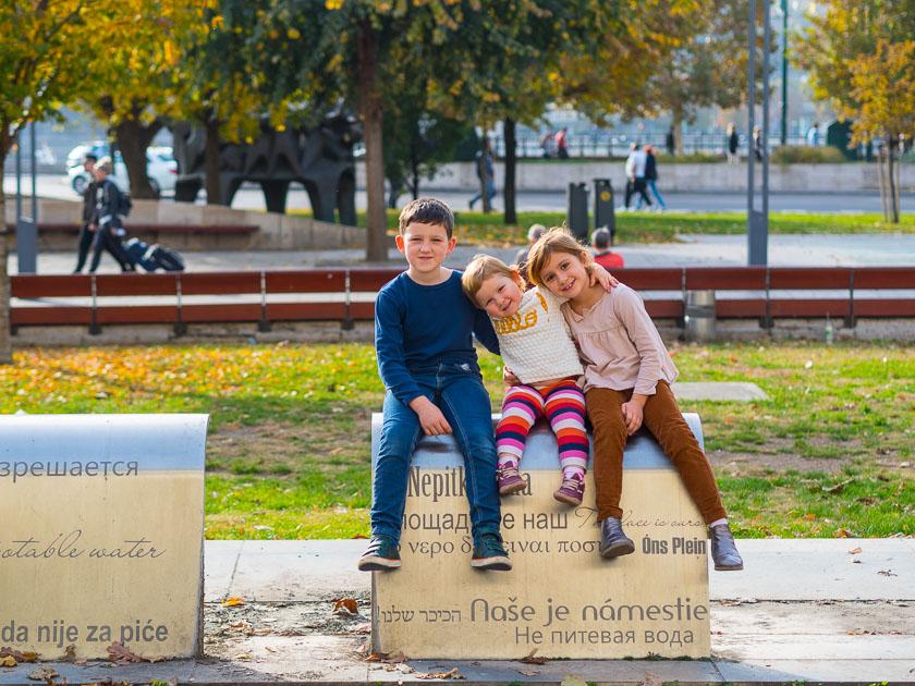 Budapest Guide mit Kindern_3er Bande