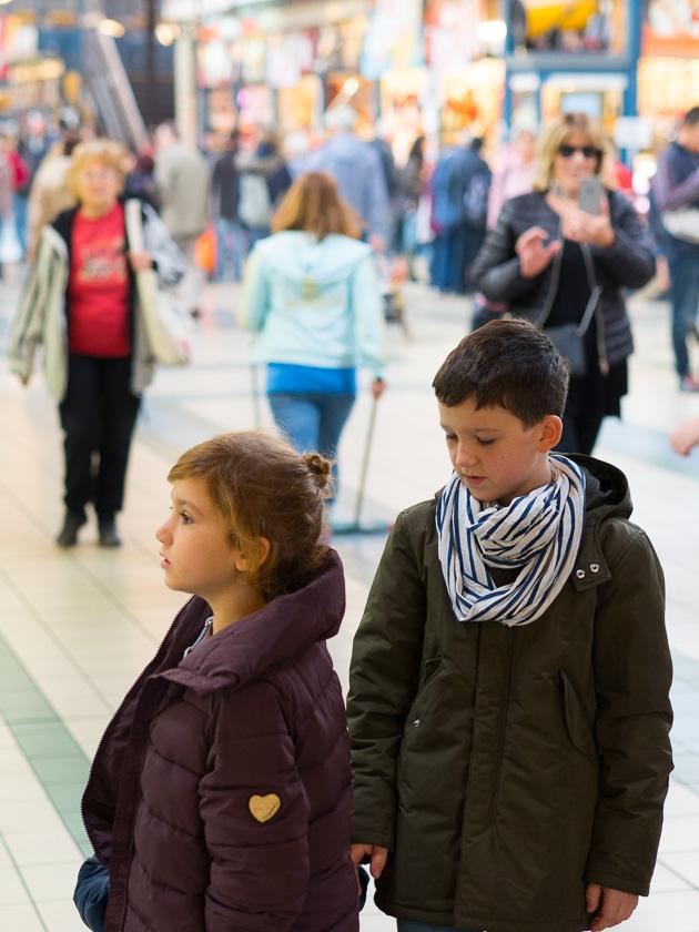 Budapest Guide mit Kindern_Markthalle