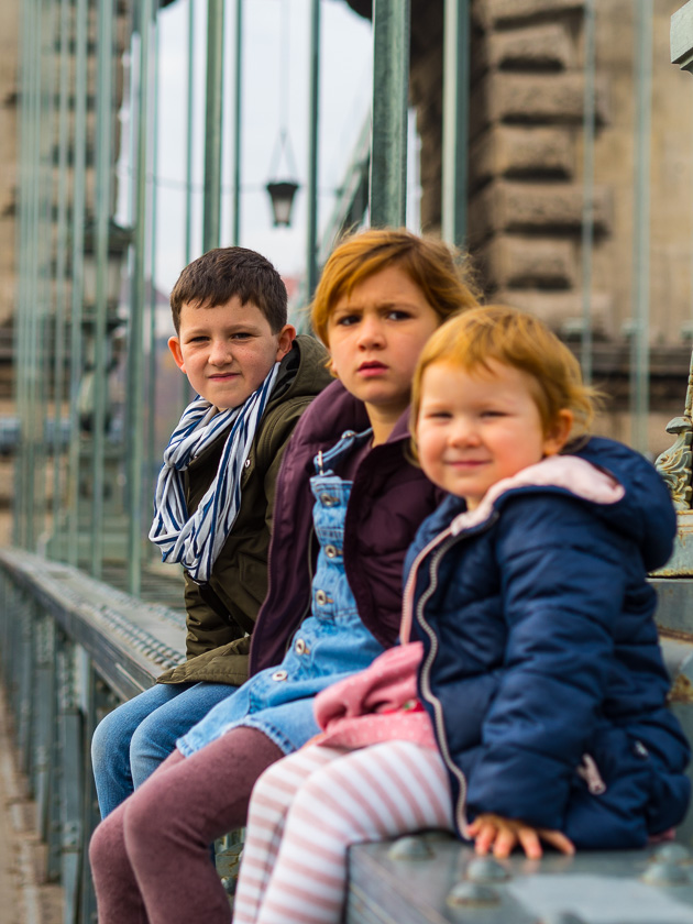 Budapest Guide mit Kindern_Kettenbrücke