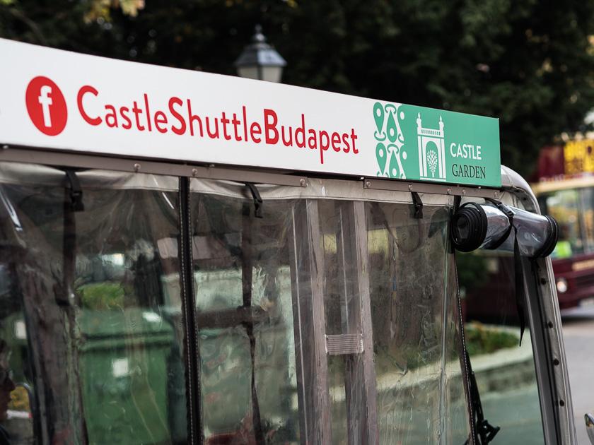 Budapest Guide mit Kindern_Castle Shuttle