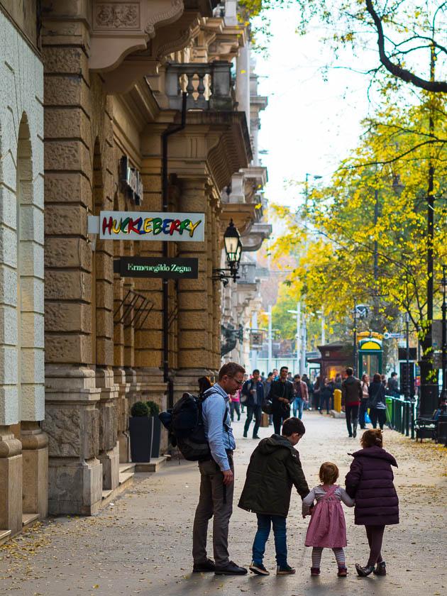 Budapest Guide mit Kindern_gemeinsame Momente