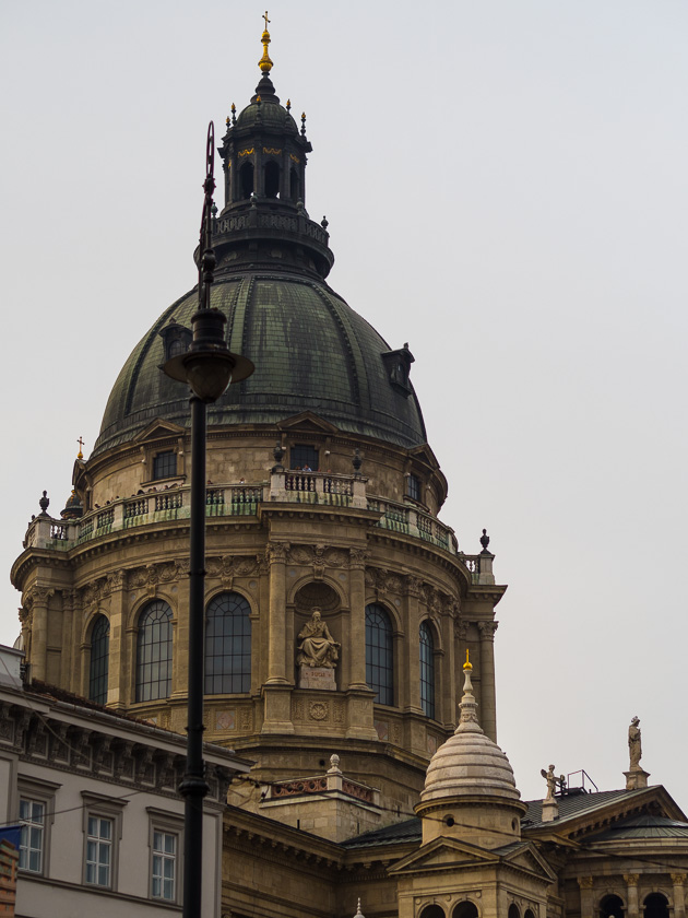 Budapest Guide mit Kindern_Stephans Basilika
