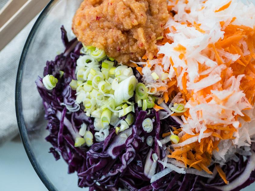 DIY aus der Küche Kimchi Rezept_Zubereitung