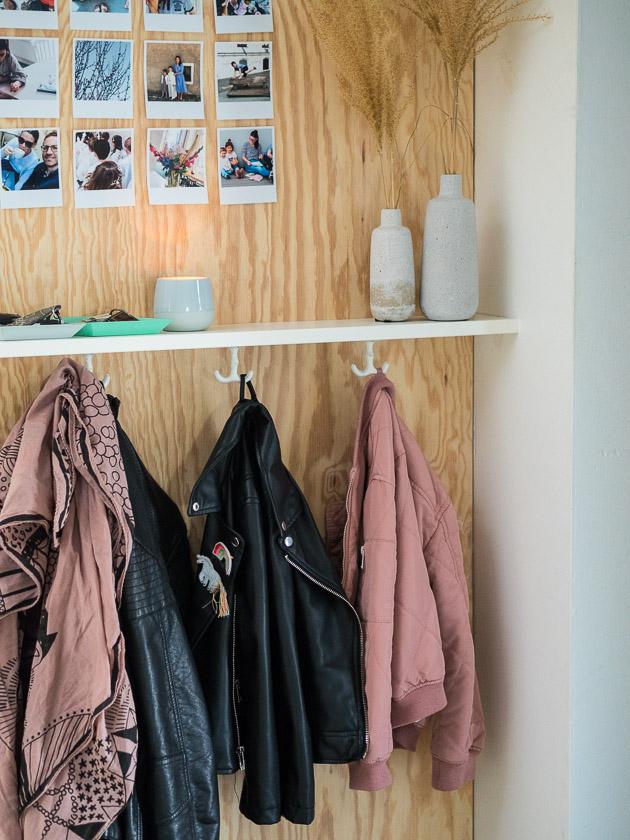 Garderobe für Familien_Wohnen mit Kindern