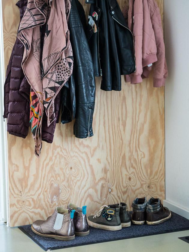Garderobe für Kinder_Vorraum