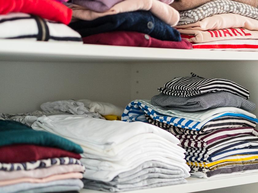 Aufräumen, aussortieren und nachhaltig Ordnung halten_Familien Haushalt