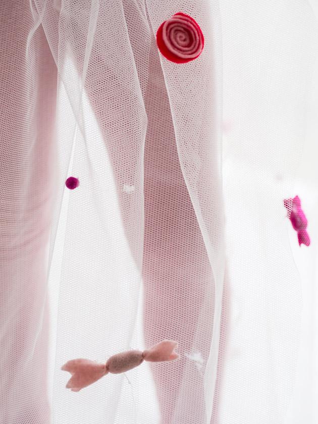 Familien-Faschings-Verkleidung_Tüllrock mit Zuckerl
