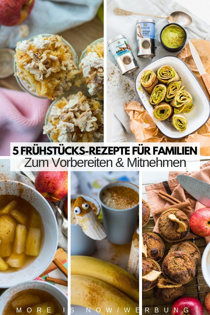 Familien Frühstücks-Rezepte