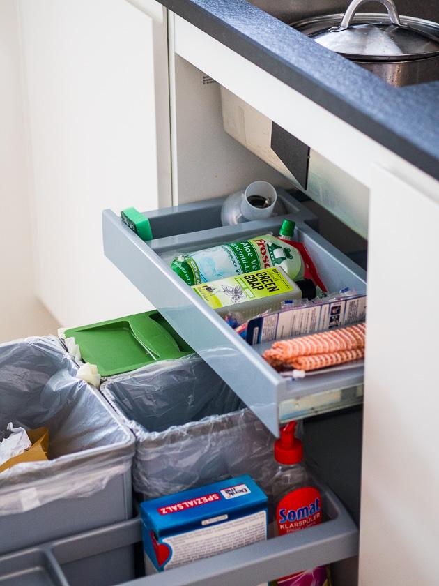Familien-Küchen-Organisation leicht gemacht_Mülltrennung