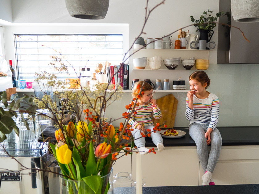 Familien-Küchen-Organisation leicht gemacht