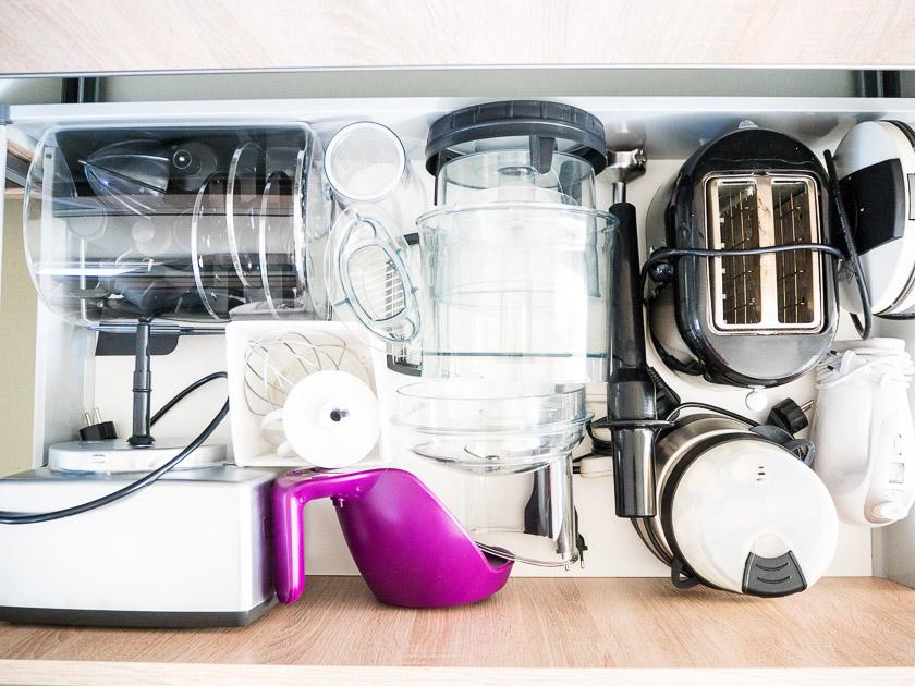 Küchenutensilien für Familien_Küchenequipment