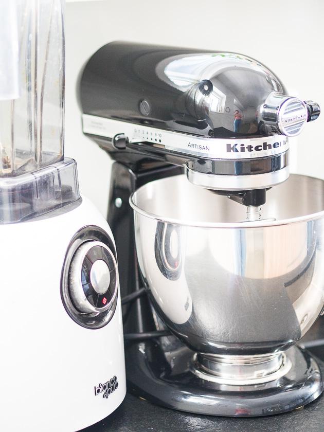 Küchenutensilien für Familien_Küchenmaschinen