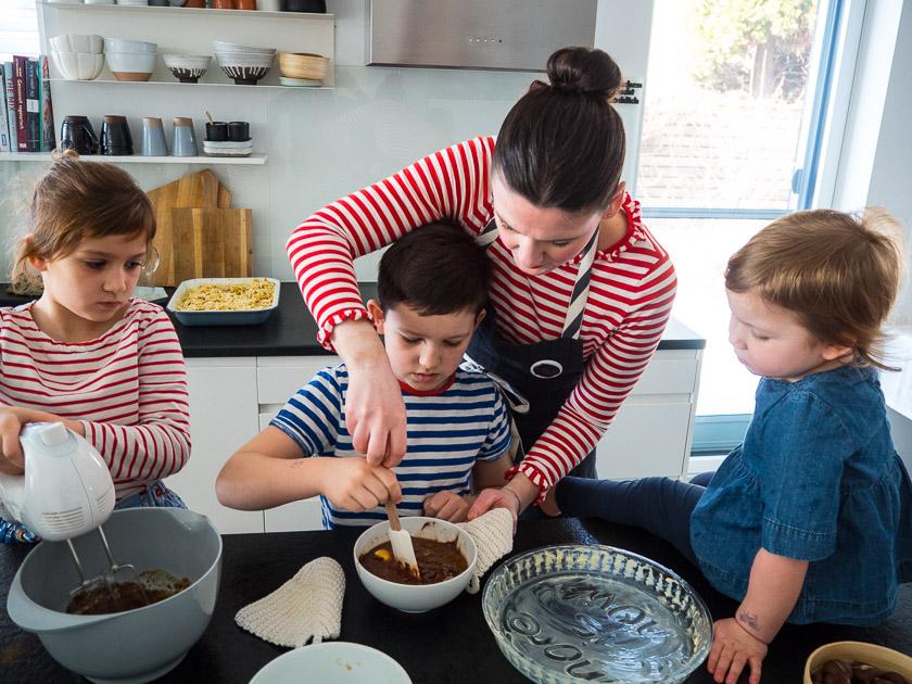 KochEvent Familienküche_Gemeinsam kochen & essen