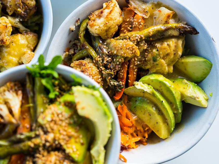 Familien Meal Prep_Rezept Hummus Bowl